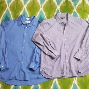 2 shirt bundle MICHAEL KORS & ETIENNE AIGNER